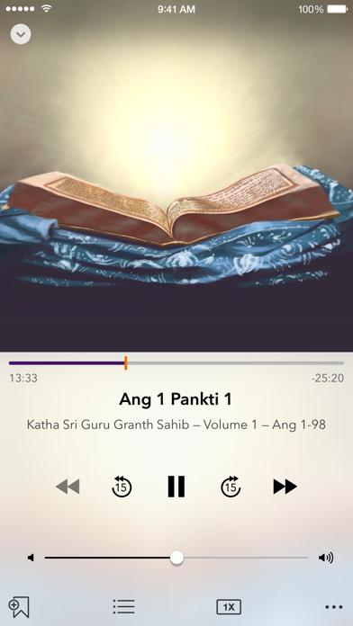 Katha Sri Guru Granth Sahib by SikhNet by SikhNet com (iOS