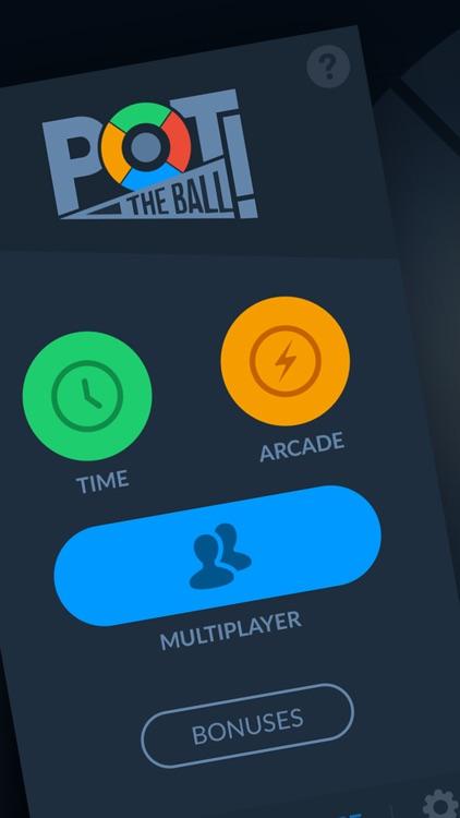 Pot The Ball - A Brain Training Game