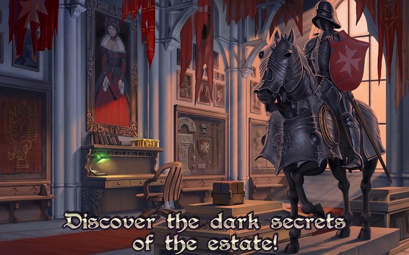 Bathory - The Bloody Countess: Hidden Object Mystery Adventure Game screenshot 1