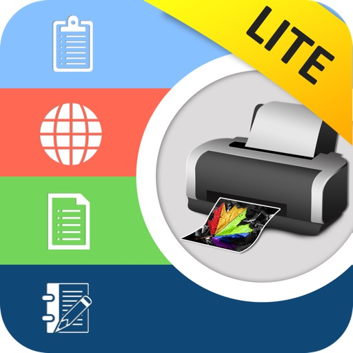 Printer For MSOffice Documents Lite iOS App