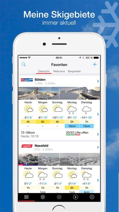 Screenshot #2 pour bergfex/Ski Lite