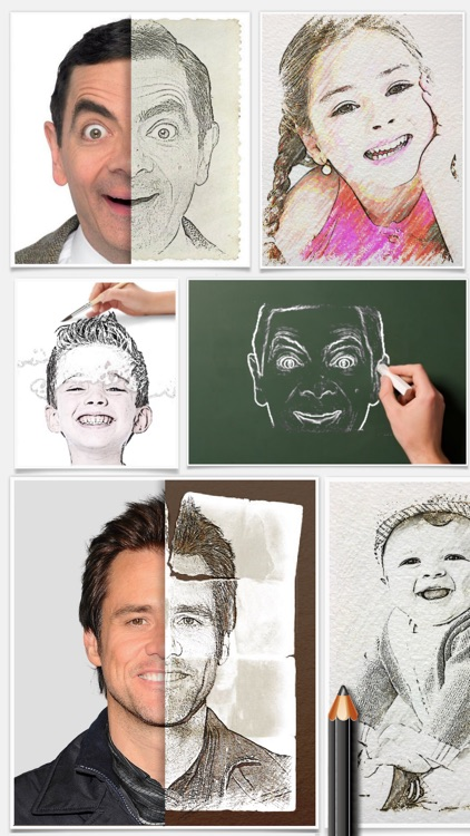 STD Photo Sketch
