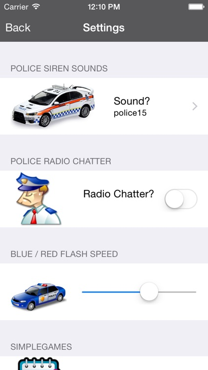 Police! Multiple Police Sirens screenshot-1