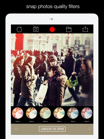 Quick FX Photo 360 - camera effects & filters plus photo editor Скриншоты10