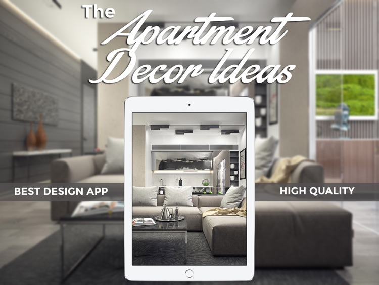 Modern Apartment Decorating Ideas for iPad screenshot-0