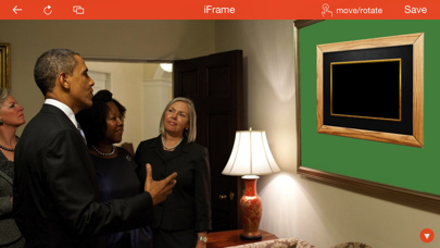 iFrame : 3D Photo Framing Lite screenshot one