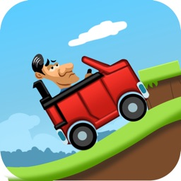 `Action Race of Jumpy Hill: Tiny Kids Car Racing Game by Top Crazy Games