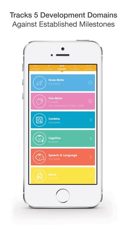 KidzGrow – The Child Development App