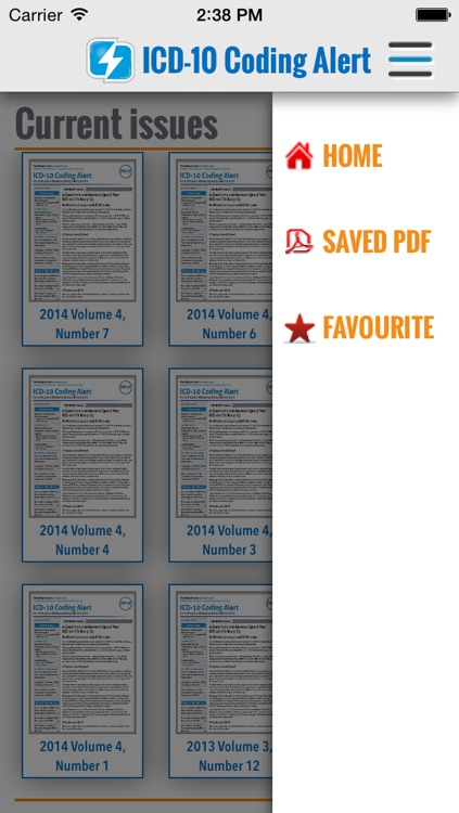 ICD-10 Coding Alert screenshot-4