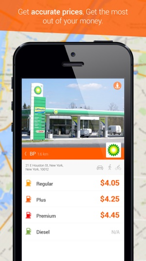 Diesel Gas Station Near Me >> Gas Around Me - Find Cheap Gas Prices & Nearby Fuel Stations near you on the App Store