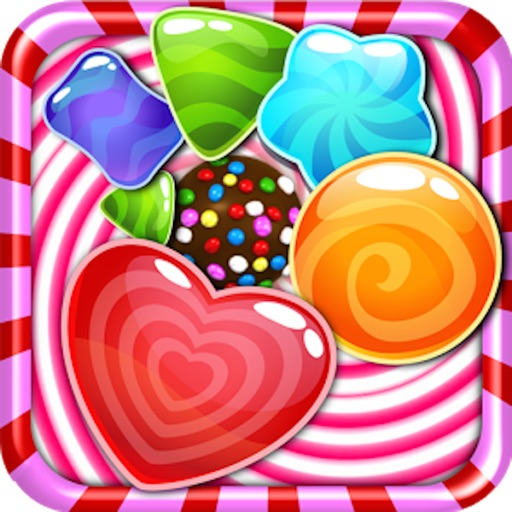 Candy Fruit Mania Farm - Free Matching Kids Games for Story-Time Blast iOS App
