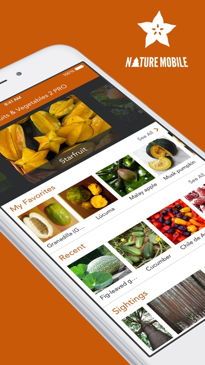 Exotic Fruits and Vegetables 2 PRO - NATURE MOBILE