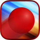 UN fou 2d boule rouge - Stratégique frais coureur icon