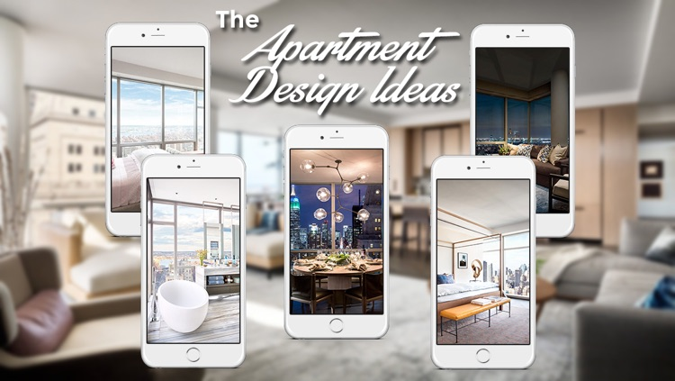 Apartment Design Ideas - Luxury Collection