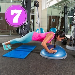 7 min Push-Ups - Bodyweight Exercises for Chest Muscles and Full Workouts for Losing Weight