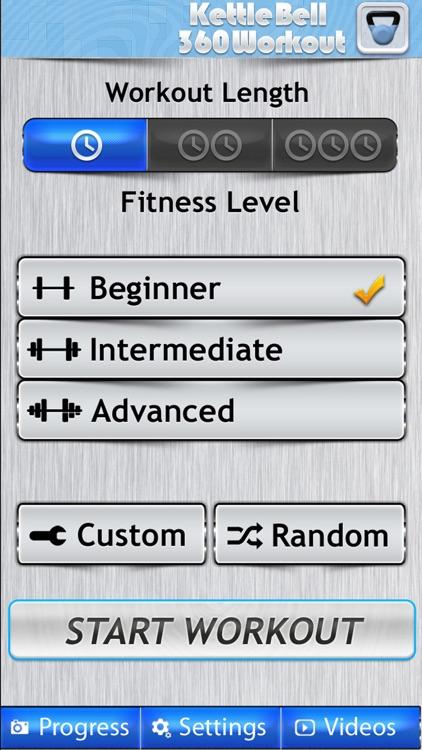 KettleBell Workout 360° PRO - Dumbbell Exercises Cross Trainer
