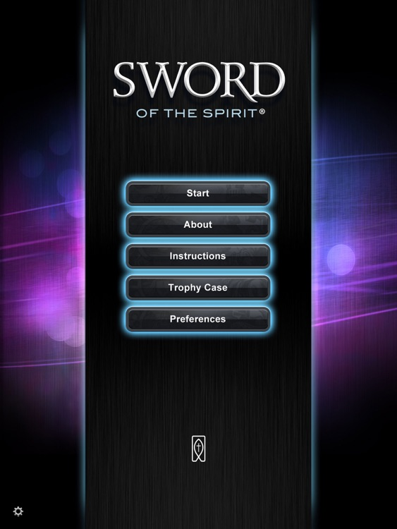 Sword of the Spirit - Bible Memory Verse for iPad