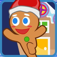 Activities of Ginger-Bread Boy Christmas Candy Jump Story