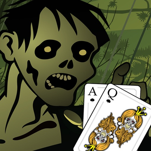 Zombie HiLo Free Card Game