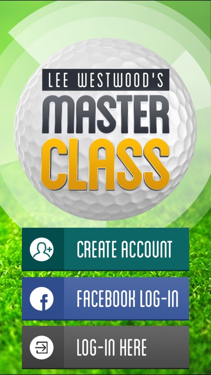 Lee Westwood's Official Golf Masterclass screenshot-0