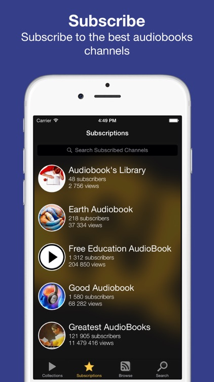Whisper - Audiobooks, Bestsellers and Stories