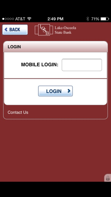 Lake-Osceola State Bank Mobile Banking