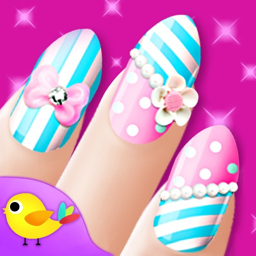 Nail Salon™ - Girls Makeup, Dressup and Makeover Games