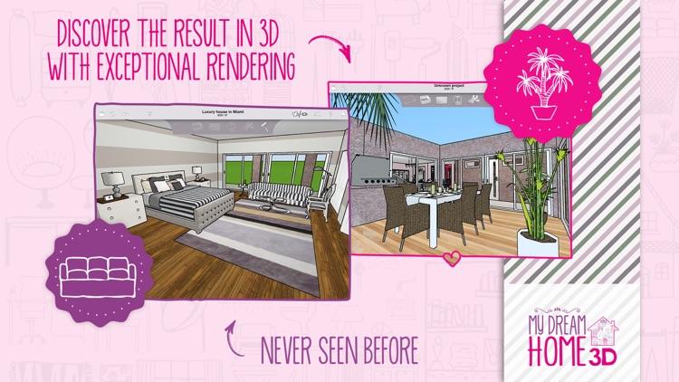 Home Design 3D: My Dream Home screenshot-4