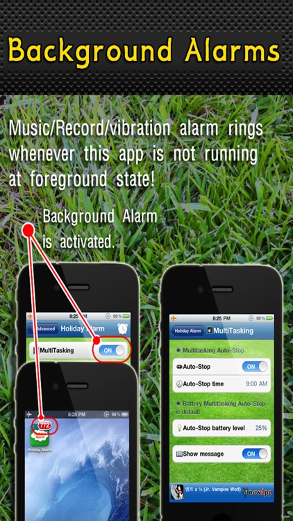 Music Alarm GOLD screenshot-3