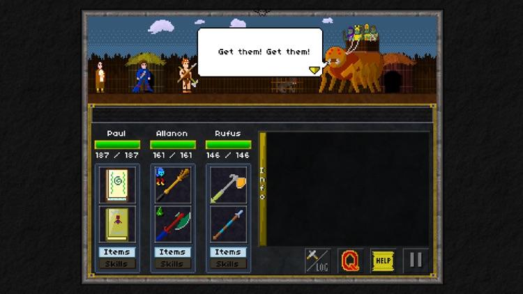 Pixel Heroes: Byte & Magic screenshot-3