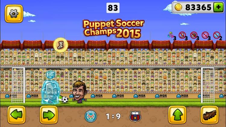 Puppet Soccer Champion 2015