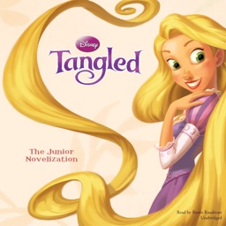 Tangled: The Junior Novelization (by Disney Press) (UNABRIDGED AUDIOBOOK)