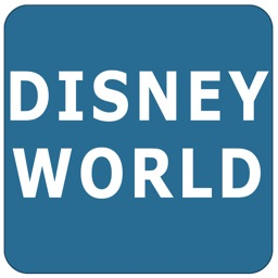 All DisneyWorld Maps with wait time