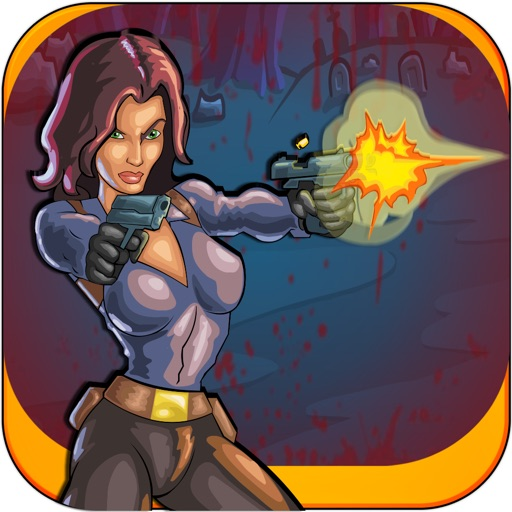 Amazing Girl Zombie Slayer - Best running and fighting game