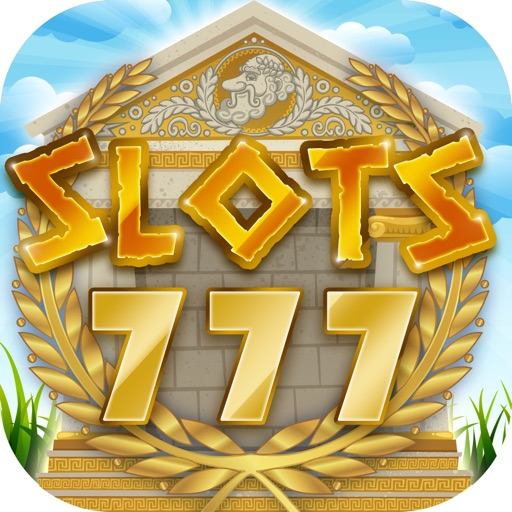 Ace Classic Slots Zeus Way - Age Of Titans Slot Machine Games Free icon