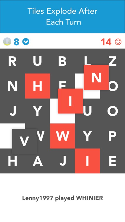 SparkWord - Multiplayer Word Game Play With Friends screenshot-0