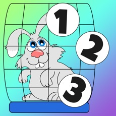 Activities of Adopt a Pet! Counting Game for Children: learn to count 1 - 10
