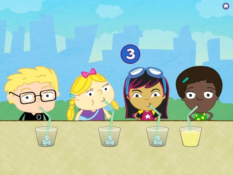 Gracie & Friends Lemonade Stand screenshot-4