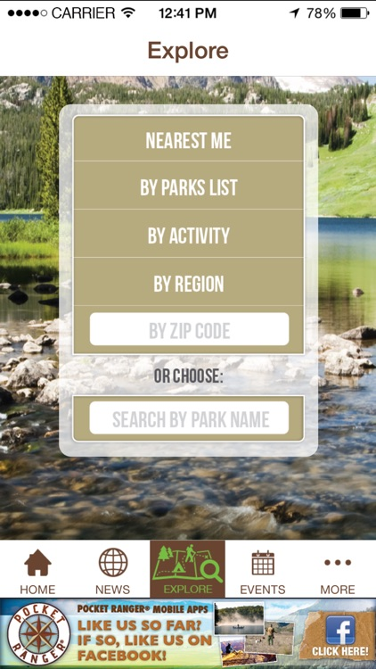 Massachusetts Parks Adventure Guide - Pocket Ranger® screenshot-2