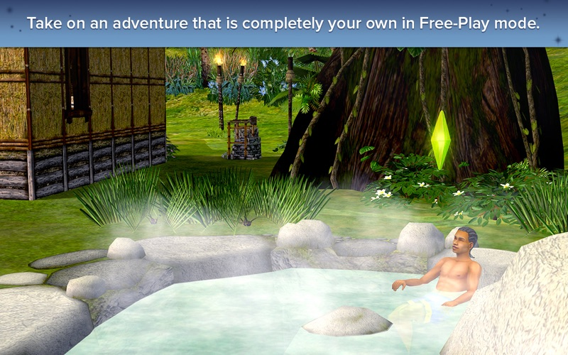 The Sims™ 2: Castaway Stories