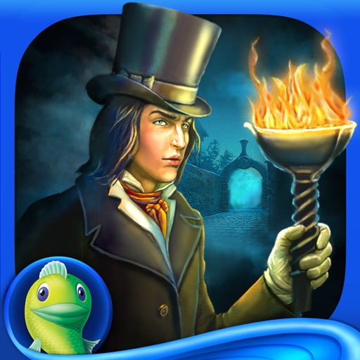 Dark Tales: Edgar Allan Poe's The Fall of the House of Usher HD - A Detective Mystery Game icon
