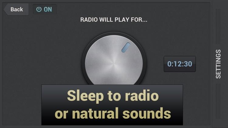 Rise Up! Radio/Alarm screenshot-3