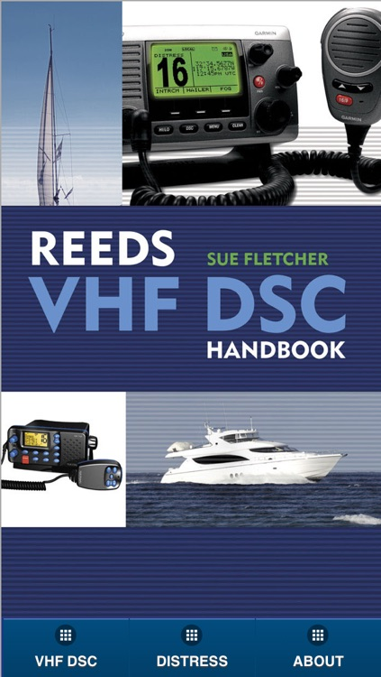 VHF DSC Handbook - Adlard Coles Nautical