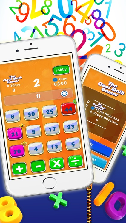 The Cool Math Game HD screenshot-4