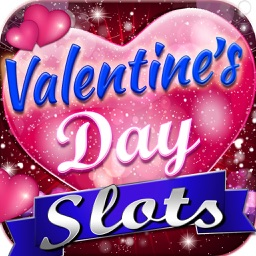 Valentine's Day Slots : Free Slot Machine Game with Big Hit Jackpot