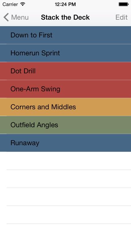 CoachDeck Softball screenshot-4
