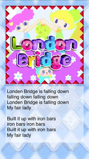 Kids song 5 english kids songs with lyrics on the app store stopboris Image collections