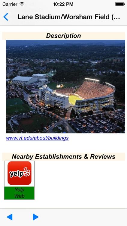 eMap VT : Virginia Tech screenshot-4