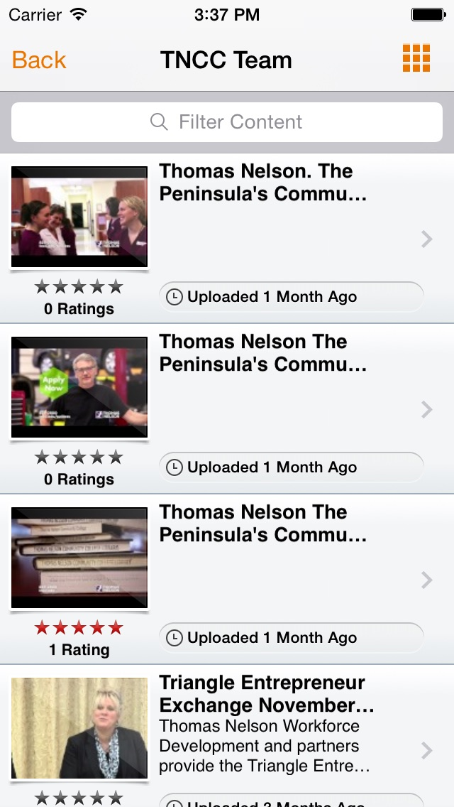 Thomas Nelson Apprecs