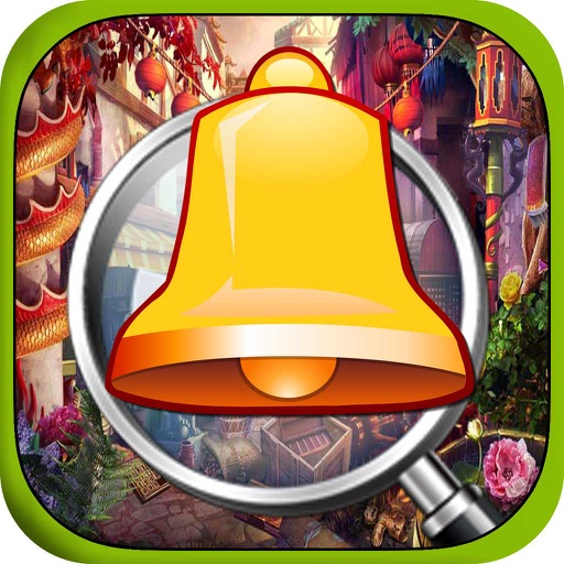 Hidden objects mystery of temple